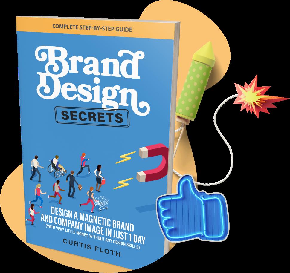 Brand Design Secrets book