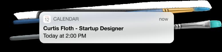 Curtis Floth - Startup Designer